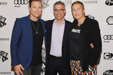 Abby Wambach Fast Company Innovation Festival - Soccer Star and Activist Abby Wambach and Nike's Hannah Jones on Challenging the Status Quo