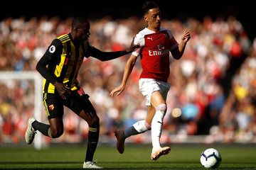 Abdoulaye Doucoure Arsenal FC vs. Watford FC - Premier League