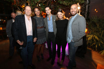 Abdullah Alturki Arts Club London Cocktail Welcome Reception At W South Beach Hotel & Residences