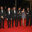 """Abdullah Mohammad Saad """"La Fracture (The Divide)"""" Red Carpet - The 74th Annual Cannes Film Festival"""