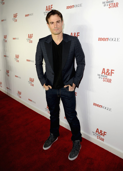 """Abercrombie & Fitch """"The Making of a Star"""" Spring Campaign Party - Red Carpet"""