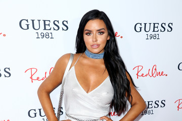 Abigail Ratchford GUESS 1981 Men's Fragrance Launch hosted by RedOne