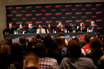 Abigail Spencer Hulu Presents Reprisal Screening And Panel At New York Comic Con