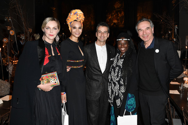 Vogue Yoox Challenge - The Future Of Responsible Fashion Dinner Event