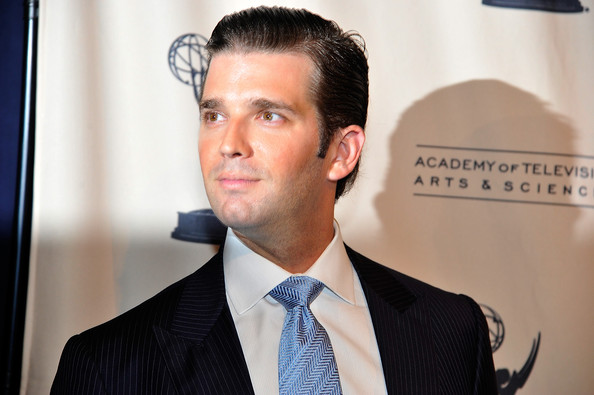 donald trump jr wife. Donald Trump Jr . and wife
