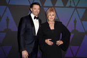 Hugh Jackman and Deborra-lee Furness attend the Academy of Motion Picture Arts and Sciences' 10th annual Governors Awards at The Ray Dolby Ballroom at Hollywood & Highland Center on November 18, 2018 in Hollywood, California.