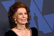 Sophia Loren attends the Academy Of Motion Picture Arts And Sciences' 11th Annual Governors Awards at The Ray Dolby Ballroom at Hollywood & Highland Center on October 27, 2019 in Hollywood, California.