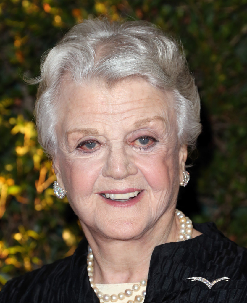 angela lansbury photos photos - arrivals at the governors
