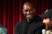 Kevin Garnett attends The Academy Of Motion Picture Arts & Sciences Hosts An Official Academy Screening Of UNCUT GEMS at MOMA - Celeste Bartos Theater on December 03, 2019 in New York City.