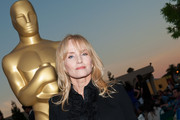 Rebecca De Mornay attends The Academy Of Motion Picture Arts And Sciences' Oscars Outdoors Screening Of 'Risky Business' on July 17, 2013 in Hollywood, California.