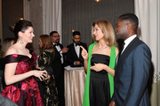 Jessica Oyelowo, Dawn Hudson and David Oyelowo attend The Academy of Motion Picture Arts and Sciences' Scientific and Technical Awards Ceremony on February 09, 2019 in Beverly Hills, California.