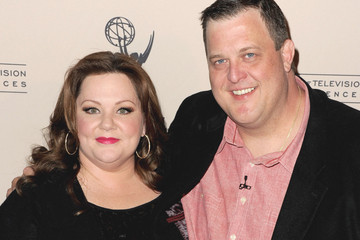 """Billy Gardell The Academy Of Television Arts & Sciences Presents An Evening With """"Mike & Molly"""" - Arrivals"""