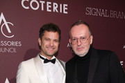 Joshua Jackson (L) and Jim Moore attends as the Accessories Council Hosts The 23rd Annual ACE Awards on June 10, 2019 in New York City.