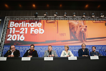 Achim Von Borries 'Alone in Berlin' Press Conference - 66th Berlinale International Film Festival