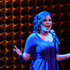 "Lindsay Mendez Photos - Singer Lindsay Mendez performs onstage at The Ackerman Institute's Gender & Family Project's ""A Night of a Thousand Genders"" at Joe's Pub on March 23, 2015 in New York City. - A Night of a Thousand Genders - Inside"