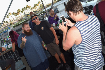 Action Bronson Mountain Dew - Dew Tour Kick Off Media Event