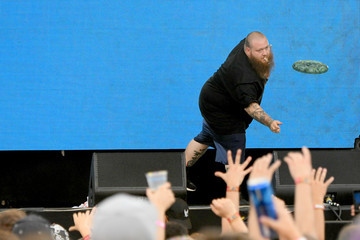 Action Bronson The Meadows Music and Arts Festival - Day 3