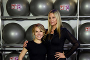 Metastatic breast cancer (MBC) activist and Oscar-winning actress Mira Sorvino and fitness instructor and yoga expert Anna Kaiser partner with Lilly to launch the Thriver Movement, as part of its More for MBC initiative, on National Metastatic Breast Cancer Day. Go to the More for MBC Facebook page to learn more.