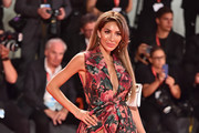 """Farrah Abraham walks the red carpet ahead of the """"Ad Astra"""" screening during during the 76th Venice Film Festival at Sala Grande on August 29, 2019 in Venice, Italy."""