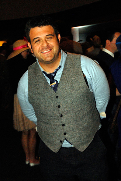 Adam Richman Adam Richman attends the Kentucky Derby Winner's Party at ...