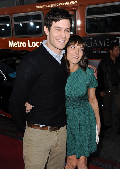 who adam brody dating Adam brody engagement, dating history brody dated the oc costar bilson for  three years, from 2003-2006, and lorene scafaria from.
