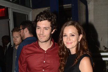 """Adam Brody The Cinema Society with The Hollywood Reporter & Samsung Galaxy S III host a screening of """"The Oranges"""" - After Party"""
