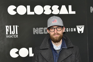 Adam David Thompson The Premiere of 'Colossal,' Co-Hosted by FIJI Water