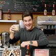 Adam DeVine Captain Morgan Celebrates New Gingerbread Spiced With Big Gay Ice Cream