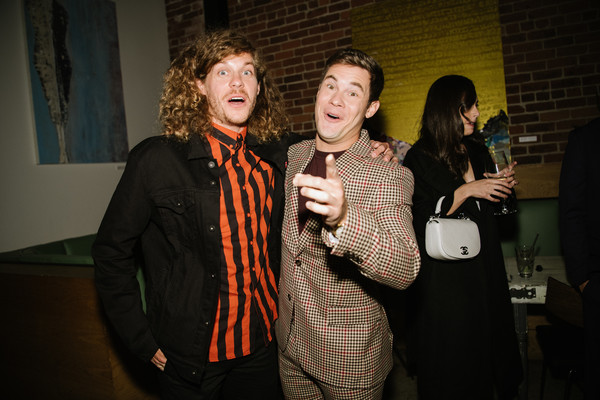 Premiere Of Lionsgate's 'Jexi' - After Party [event,fun,design,photography,party,performance,adam devine,blake anderson,jexi,california,los angeles,lionsgate,premiere,party,party]