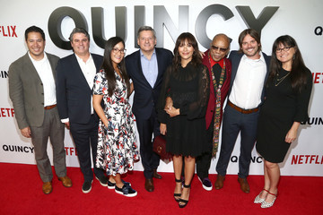 Adam Del Deo Netflix's 'Quincy' Los Angeles Special Screening