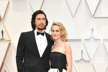 Adam Driver Joanne Tucker 92nd Annual Academy Awards - Arrivals