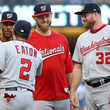 Adam Eaton Divisional Series - Washington Nationals vs Los Angeles Dodgers - Game One