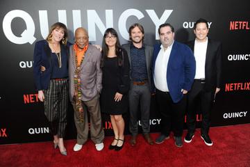 Adam Fell Netflix's 'Quincy' New York Special Screening