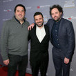 Adam Gibbs Hollywood Critics Awards - Arrivals