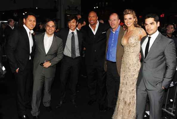 'G.I. Joe: Retaliation' Premieres in Hollywood