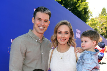 Adam Gregory Premiere Of Paramount Pictures' 'Wonder Park' - Red Carpet