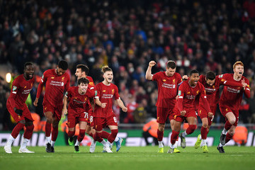 Adam Lallana European Best Pictures Of The Day - October 31, 2019