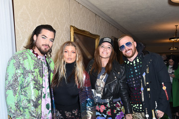 Adam Lambert Libertine Fall 2019 Runway Show