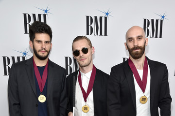 Adam Levin Broadcast Music, Inc (BMI) Honors Barry Manilow at the 65th Annual BMI Pop Awards - Red Carpet