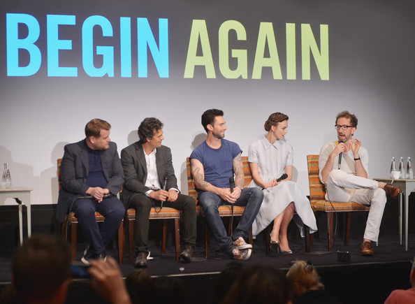 'Begin Again' Press Conference in NYC