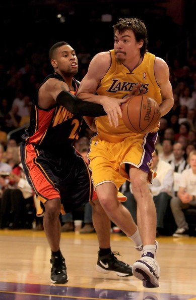 fa63cf41c Adam Morrison Photos - 12 of 28. Golden State Warriors v Los Angeles Lakers