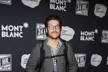 Adam Pally The 24 Hour Plays LA 2014 To Benefit Urban Arts Partnership Presented By Montblanc