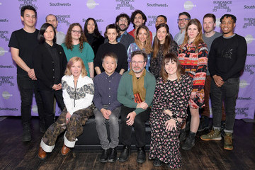 Adam Piron Sofia Alaoui 2020 Sundance Film Festival - Shorts Program Awards And Party Presented By Southwest Airlines