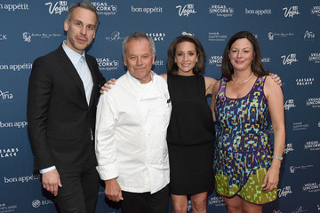 Adam Rapaport Celebrity Chefs Light Up The Strip At Vegas Uncork'd By Bon Appetit's Grand Tasting At Caesars Palace