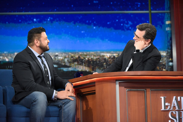 "CBS's ""The Late Show with Stephen Colbert"" - Season Two []"