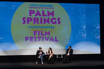 Adam Rifkin 29th Annual Palm Springs International Film Festival Closing Night Screening 'The Last Movie Star' & Reception