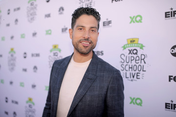 Adam Rodriguez EIF Presents: XQ Super School Live at the Barker Hangar - Red Carpet