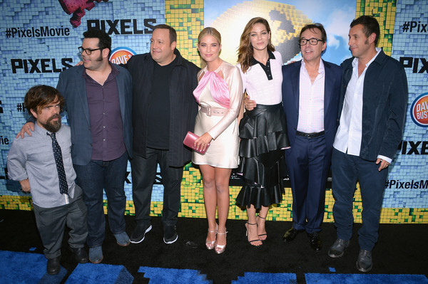 'Pixels' New York Premiere - Outside Arrivals