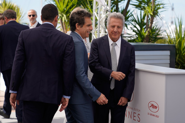 'The Meyerowitz Stories' Photocall - The 70th Annual Cannes Film Festival