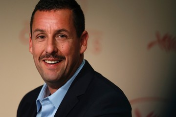 Adam Sandler 'The Meyerowitz Stories' Press Conference - The 70th Annual Cannes Film Festival